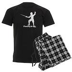 Life Men's Dark Pajamas