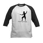 Life Kids Baseball Jersey