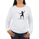 Life Women's Long Sleeve T-Shirt