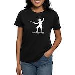 Life Women's Dark T-Shirt