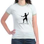 Life Jr. Ringer T-Shirt