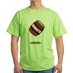Drop the Monkeys Green T-Shirt