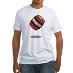 Drop the Monkeys Fitted T-Shirt