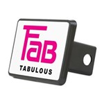 Fab Tabulous Rectangular Hitch Cover