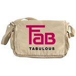 Fab Tabulous Messenger Bag