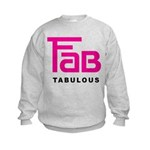 Fab Tabulous Kids Sweatshirt