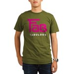Fab Tabulous Organic Men's T-Shirt (dark)