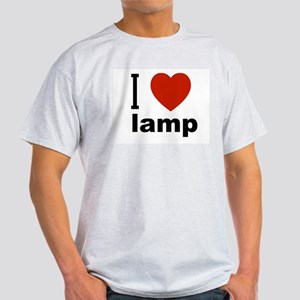 lamp Light T-Shirt