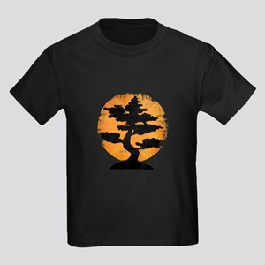 Vintage Bonsai Kids Dark T-Shirt