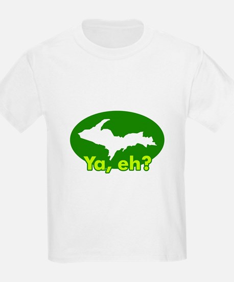 Ya, eh? Kids T-Shirt