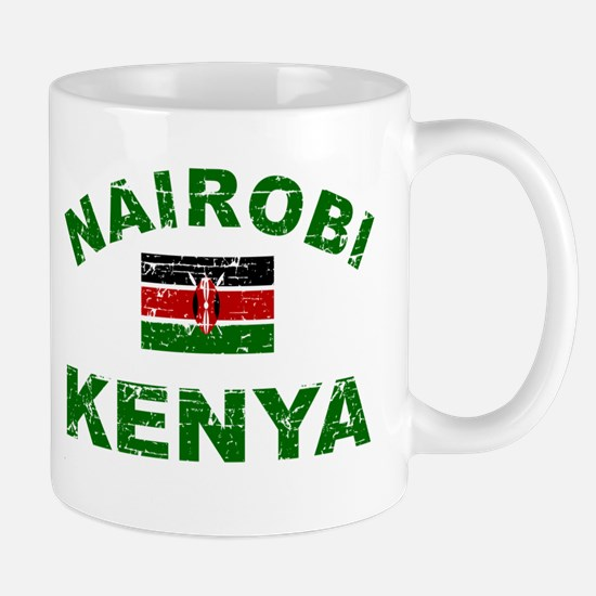 Nairobi Kenya designs Mug
