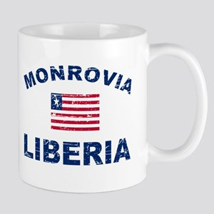 Monrovia Liberia designs Mug