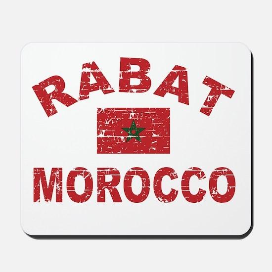 Rabat Morocco designs Mousepad