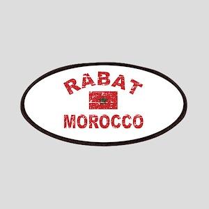 Rabat Morocco designs Patches