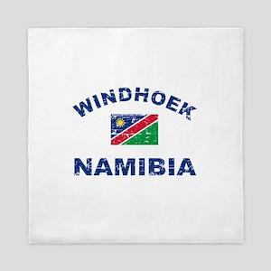 Windhoek Namibia designs Queen Duvet
