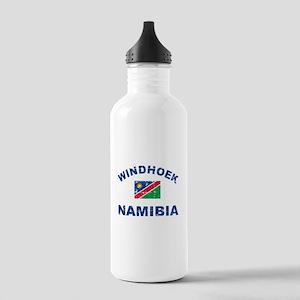 Windhoek Namibia designs Stainless Water Bottle 1.