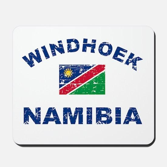 Windhoek Namibia designs Mousepad