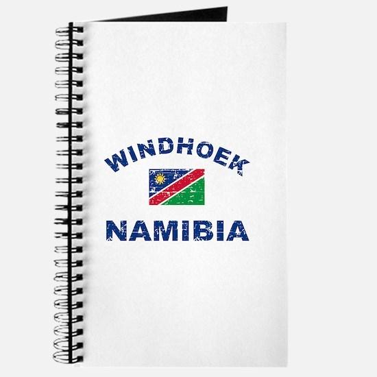 Windhoek Namibia designs Journal