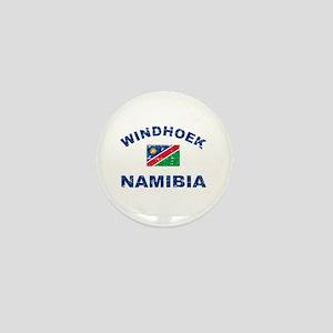 Windhoek Namibia designs Mini Button