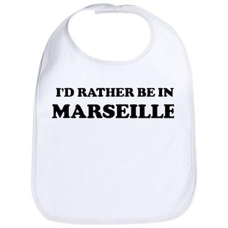 Rather be in Marseille Bib