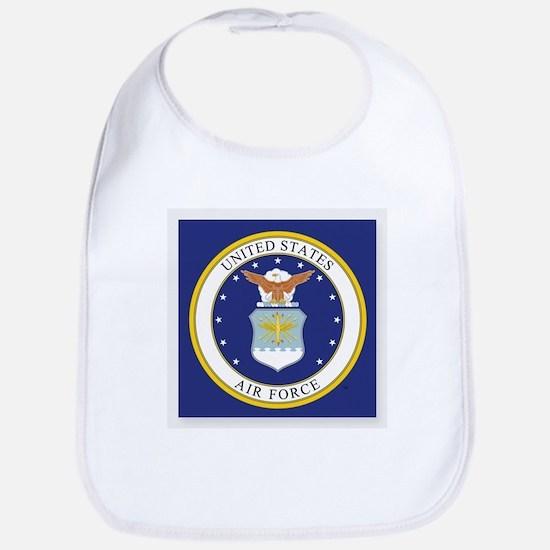 U.S. Air Force 70th Anniversary 19 Cotton Baby Bib