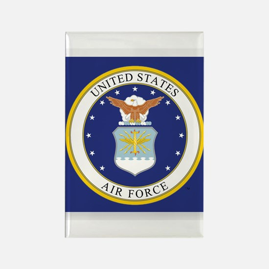 U.S. Air Force 70th Anniversary 1 Rectangle Magnet