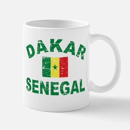 Dakar Senegal designs Mug
