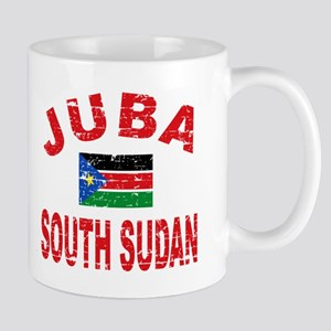 Juba South Sudan designs Mug