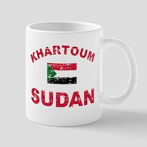 Khartoum Sudan designs Mug