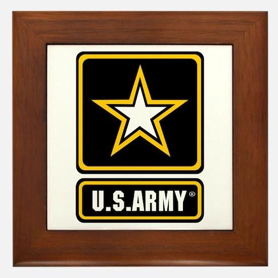 U.S. ARMY® Framed Tile