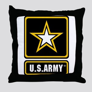 U.S. ARMY® Throw Pillow