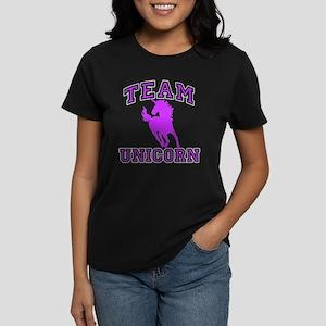 Team Unicorn Women's Dark T-Shirt