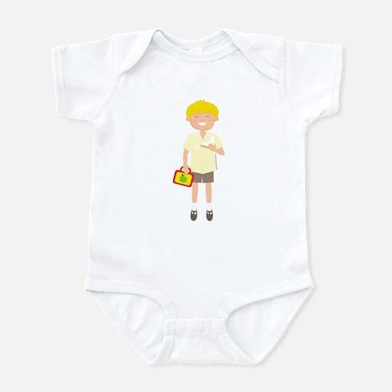 Sandwich Boy Infant Bodysuit