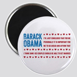 Support Marriage Magnet