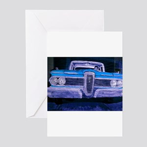 59 EDSEL Greeting Cards (Pk of 10)