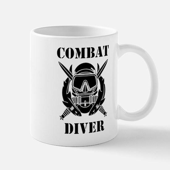 Combat Diver (3) Mug