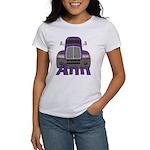 Trucker Ann Women's T-Shirt