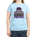 Trucker Ann Women's Light T-Shirt