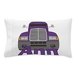 Trucker Ann Pillow Case
