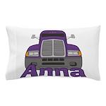 Trucker Anna Pillow Case
