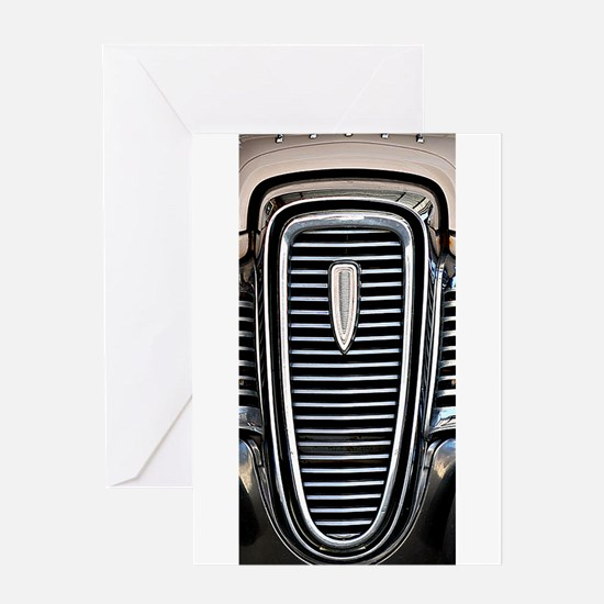 edsel grill Greeting Card