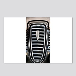 edsel grill Postcards (Package of 8)