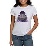 Trucker Annette Women's T-Shirt