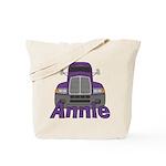 Trucker Annie Tote Bag