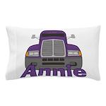 Trucker Annie Pillow Case