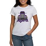 Trucker April Women's T-Shirt