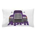 Trucker April Pillow Case