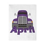 Trucker April Twin Duvet