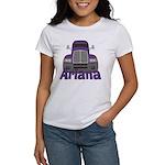 Trucker Ariana Women's T-Shirt