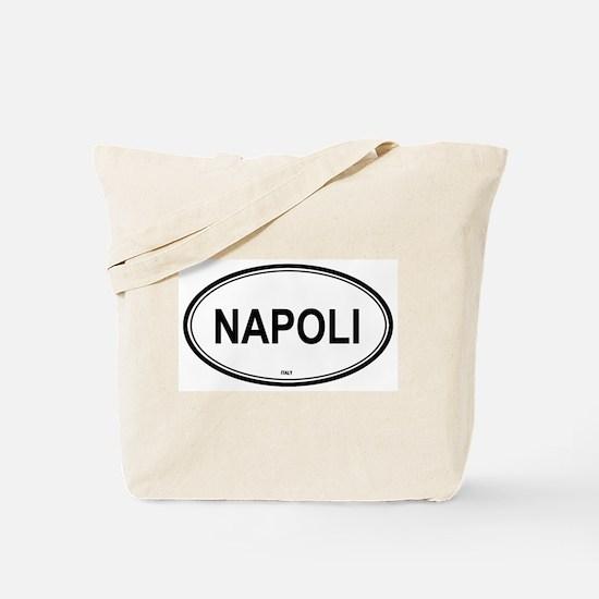 Napoli, Italy euro Tote Bag